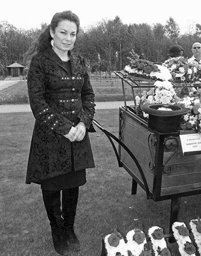 Tina Hayward Funeral Celebrant